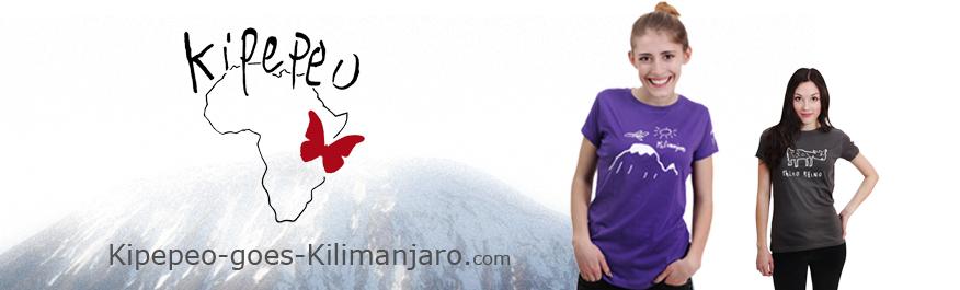 Kipepeo goes Kilimanjaro